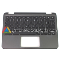 Dell 11 3100 2-in-1 Chromebook Palmrest Assembly w/ keyboard - 034Y6Y