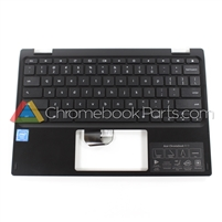 Acer 11 CB5-132T Chromebook Palmrest Assembly w/ Keyboard Only - 6B.G54N7.016