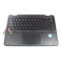 Dell 11 3189 Chromebook Palmrest Assembly w/ Keyboard & Touchpad, Grade B