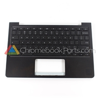 Dell 11 CB1C13 Chromebook Palmrest Assembly w/ Keyboard Only - WR67C