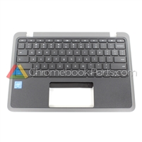 Acer 11 C732T Chromebook Palmrest Assembly w/ Keyboard Only - 6B.GUKN7.001