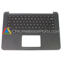 Dell 13 3380 Chromebook Palmrest Assembly, no touchpad - F27VT