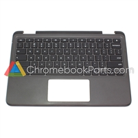 Dell 11 5190 Chromebook Palmrest, no touchpad - 2W44K