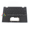 Lenovo 11 100e Chromebook Palmrest, no touchpad - 5CB0R07036