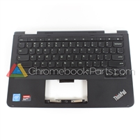 Lenovo 11e 4th Gen Chromebook Palmrest, no touchpad - 01HY424