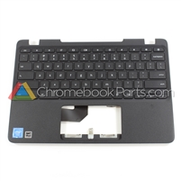 Lenovo 11 N23/N23 Touch Chromebook Palmrest, no touchpad - 5CB0N00717