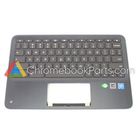 HP 11 x360 G3 EE Chromebook Palmrest - L92215-001