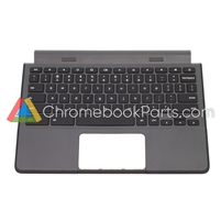 Dell 11 3120 / P22T Chromebook Palmrest Assembly w/ Keyboard Only, Black