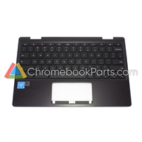 Asus 11 C204E Chromebook Palmrest w/ keyboard - 13N1-86A0201