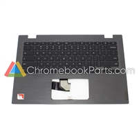 Lenovo 14e (81MH) Chromebook Palmrest w/ keyboard - 5CB0S95226