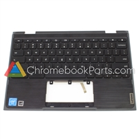 Lenovo 11 300e Gen 2 Chromebook (81MB) Palmrest Assembly w/ keyboard - 5CB0T79502