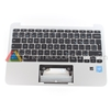 HP 11 G4 Chromebook Palmrest Assembly w/ Keyboard Only, Bilingual - 42Y07HSTP20