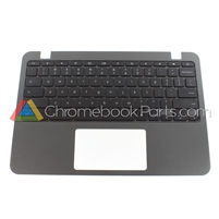 Acer 11 C731T Chromebook Palmrest Assembly w/ Keyboard Only - 6B.GM9N7.017