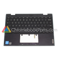 Lenovo 11 500e Gen 2 (81MC) Chromebook Palmrest Assembly w/ Keyboard and Camera - 5CB0T79601