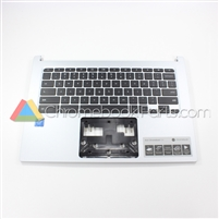Acer 14 CB514-1H Chromebook Palmrest with Keyboard - 6B.H4BN7.039