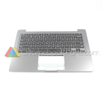 Samsung 13 XE503C32 Chromebook Palmrest Assembly w/ Keyboard Only - BA97-04554A