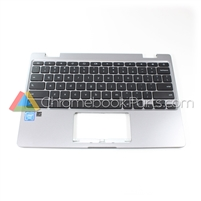 Asus 11 C223N Chromebook Palmrest Assembly w/ Keyboard - 13NX01Q1A90301
