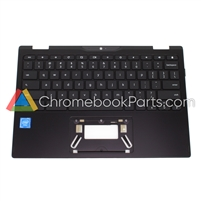 Acer 11 Spin 511 (R752T) Chromebook Palmrest w/ keyboard - 6B.H93N7.021