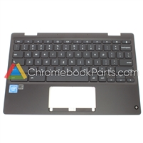Asus 11 C214MA Chromebook Palmrest Assembly w/ Keyboard Only - 90NX0291-R31UI0