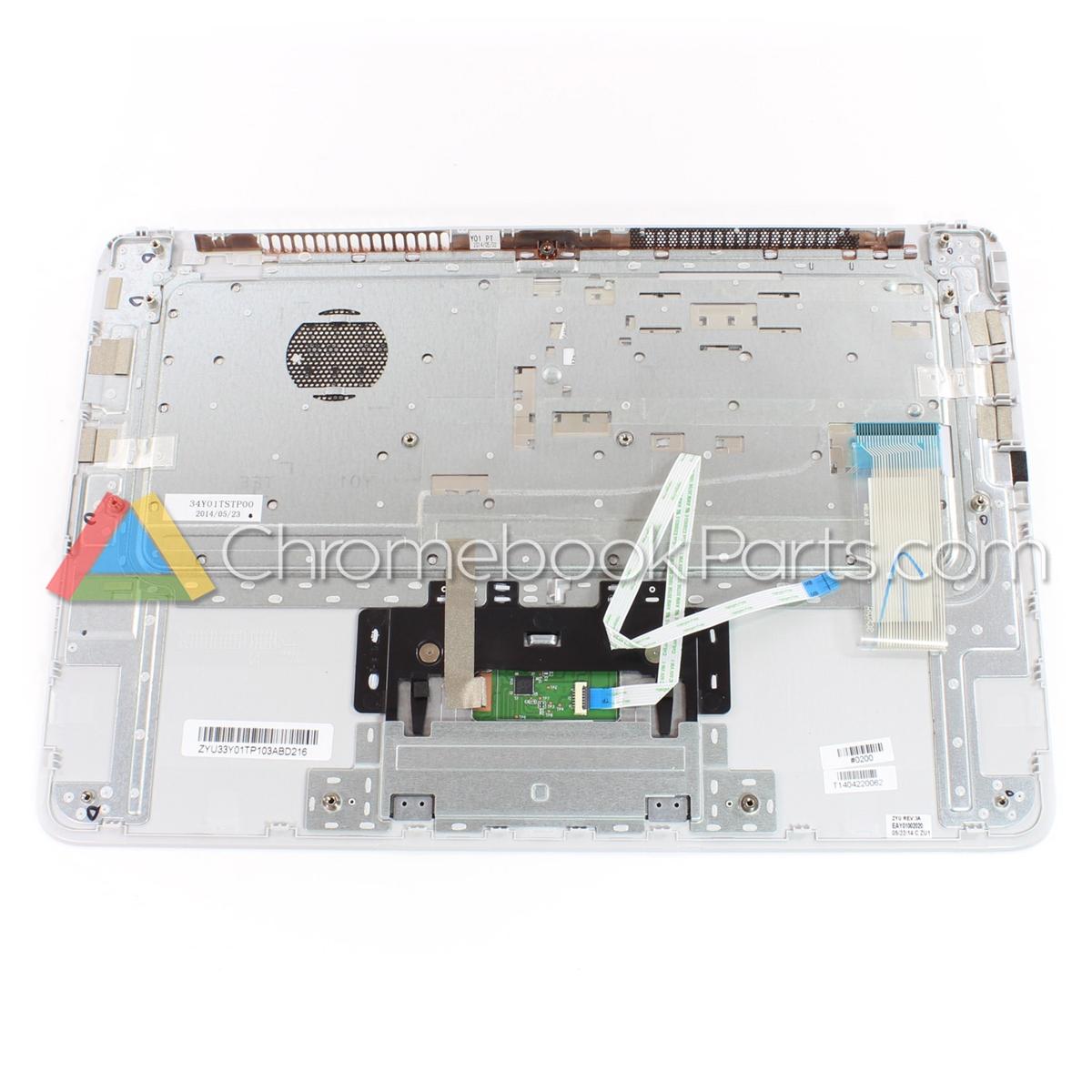 HP Chromebook 14-SMB//14-Q Palmrest Keyboard Touchpad 740172-001