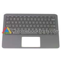 HP 11 G7 EE Touch Chromebook Palmrest - L52573-001
