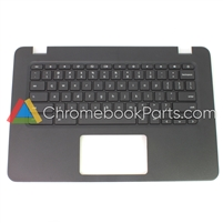 Lenovo 14 N42 Chromebook Palmrest Assembly w/ Keyboard Only