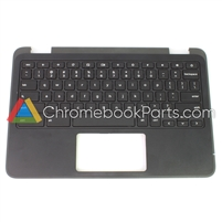 Dell 11 3180 Chromebook Palmrest Assembly w/ Keyboard Only - VK0VC
