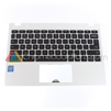 Acer 11 C720P Chromebook Palmrest Assembly w/ Keyboard Only, White - 60.MKEN7.001