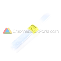 HP 14 Q-Series Chromebook Screw Kit, White - 740156-001