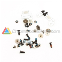 HP 11 G7 EE Chromebook Screw Kit - L52566-001