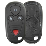 New Just the Case Shell Keyless Entry Remote Key Fob for Acura CL RL TL TSX (E4EG8D-444H-A, OUCG8D-387H-A)