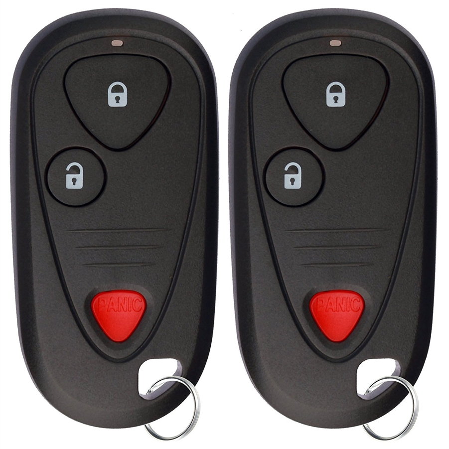 2 Key Fob Keyless Entry Remote For Acura MDX RSX E4EG8D-444H-A