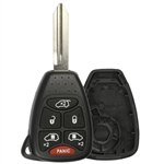 New Just the Case Keyless Entry Remote Key Fob Shell for Town & Country Grand Caravan (M3N5WY72XX)