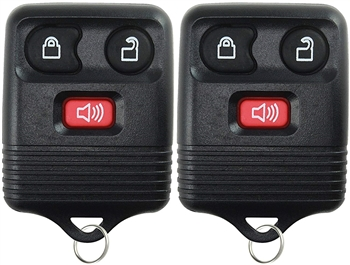 2 New Keyless Entry Remote Key Fob for Ford Lincoln Mercury Mazda