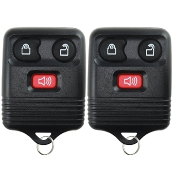 2 New Keyless Entry Remote Key Fob Transmitter