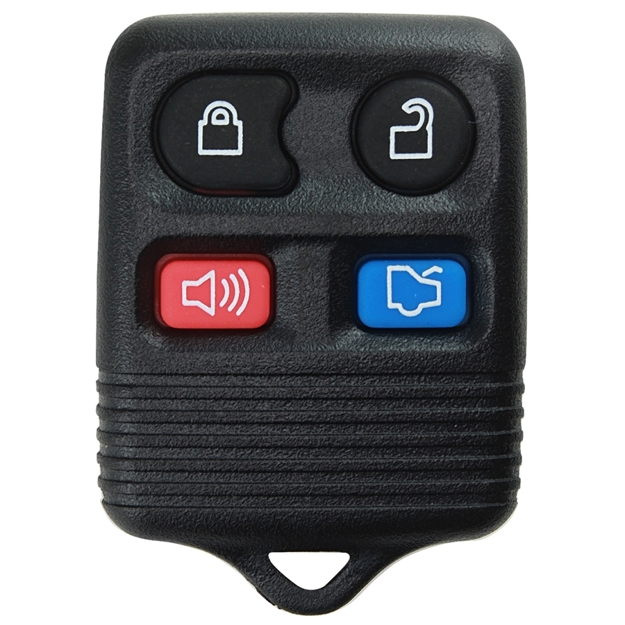 New keyless entry remote control car key fob replacement for cwtwb1u331 cwtwb1u212 gq43vt11t cwtwb1u345