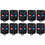 Lot of 10 New Keyless Entry Remote Key Fob for Ford Lincoln Mercury Mazda