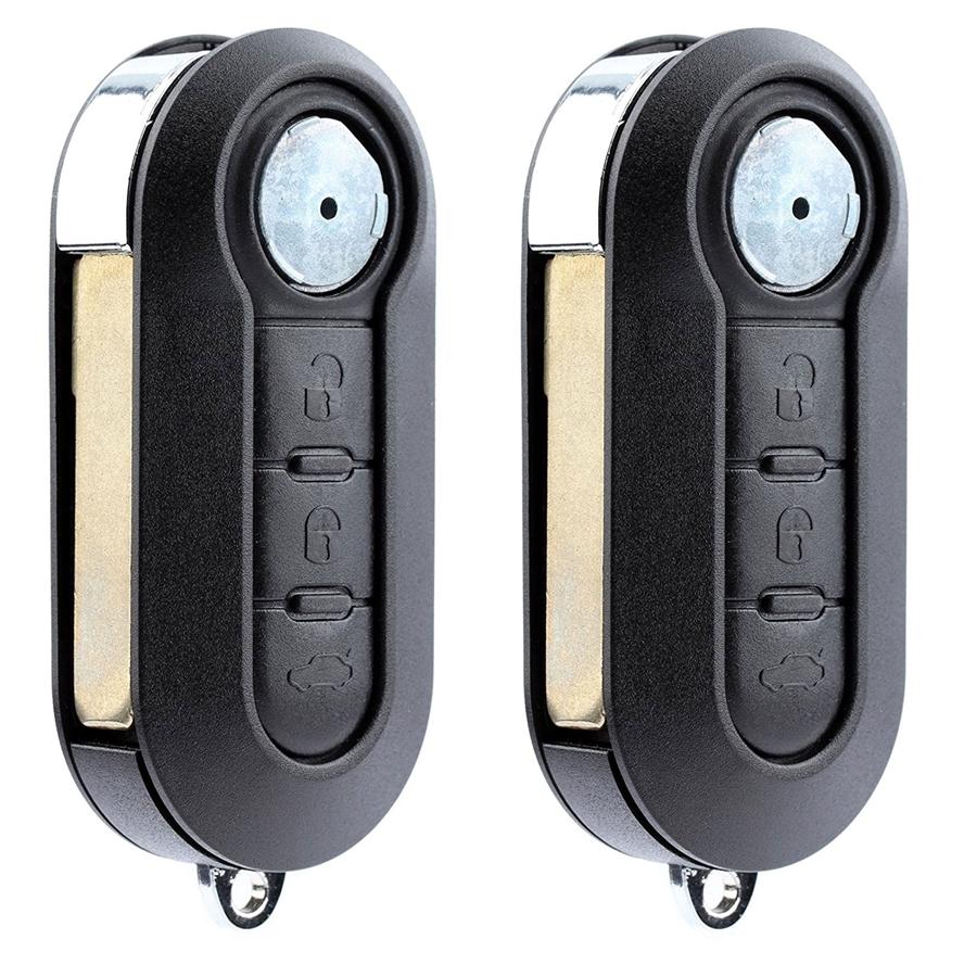 Key Fob Remote For Fiat 500 500SL 2012 2013 2014 2015
