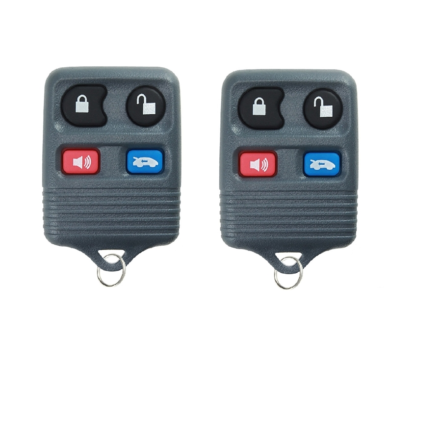 2 key fob keyless entry remote for crown victoria continental mark