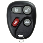 New Keyless Entry Remote Key Fob for L2C0005T, 16263074-99 4BTN