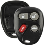 New Just the Case Keyless Entry Remote Key Fob Shell for KOBLEAR1XT