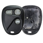 New Just the Case Keyless Entry Remote Key Fob Shell for ABO1502T