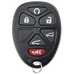 New Keyless Entry Remote Control Car Key Fob Replacement for 15913427