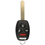 New Keyless Entry Remote Key Fob for 2003-2007 Honda Accord (OUCG8D-380H-A)