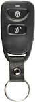 New Keyless Entry Remote Key Fob for 2005-2009 Hyundai Tuscon (OSLOKA-320T)