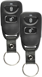 2 New Keyless Entry Remote Key Fob for 2005-2009 Hyundai Tuscon (OSLOKA-320T)