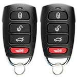 2 New Keyless Entry Remote Key Fob for 2006-2013 Hyundai Azera SY55WY8212 / SY52NDFNA04