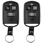 2 New Keyless Entry Remote Key Fob for Hyundai Accent Sonata XG350 (PINHACOEF311T)