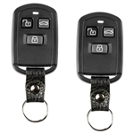 2 New Keyless Entry Remote Key Fob for 2003-2005 Kia Sedona & Sorento (PLNBONTEC-T009)