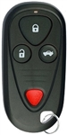 New Keyless Entry Remote Key Fob for 2004-2006 Acura TL & 2004-2008 Acura TSX (OUCG8D-387H-A)